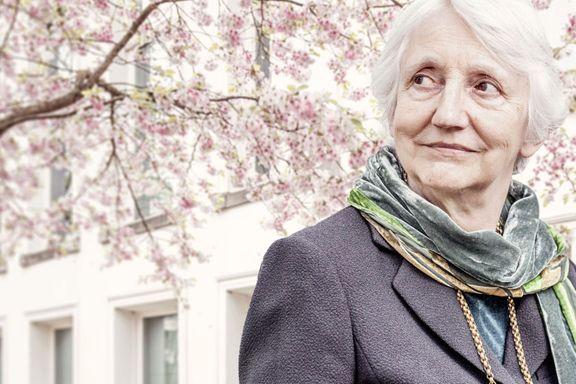 Holbergprisen til filosofiprofessor Onora O'Neill