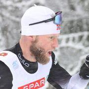 Sundby stakk fra stadion etter fiaskorenn