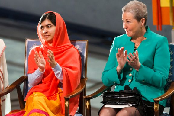 Fredsprisen er blitt «ungdomsprisen» blant nobelprisene