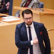 SVT tok avstand fra Åkesson-uttalelse – felt av klageorgan