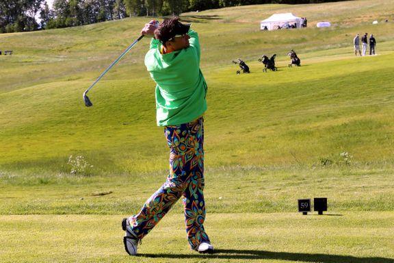 Curlinghelten var nede i 1,4 i golfhandicap. Så måtte han begynne å fokusere på OL.