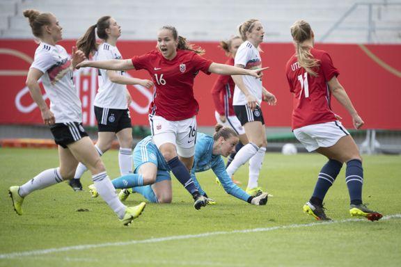 Norsk sjokkåpning - men nytt tap for Tyskland