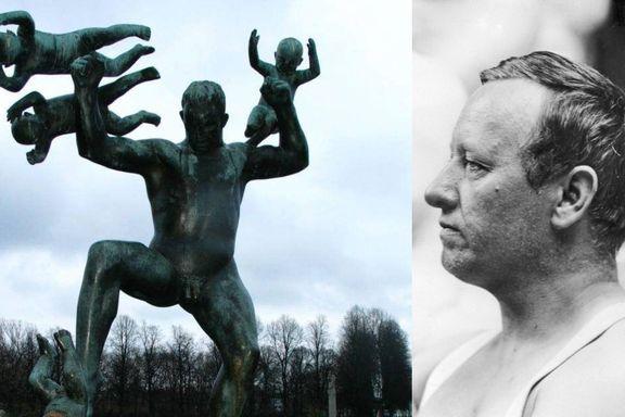 Nei, Gustav Vigeland var ikke nazist