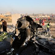 Iran: Feiljustert radar årsaken til nedskytning av passasjerfly