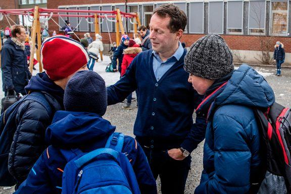 70 prosent av skolene i Oslo har ikke ansatt nok lærere. Sjekk din skole.