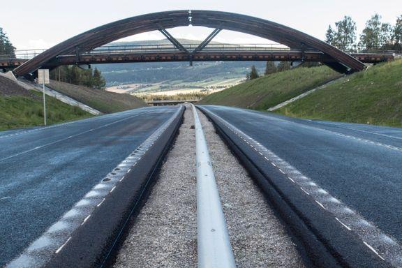 Vil stanse motorveiutbygging og i stedet bygge tofelts vei med forbikjøringsfelter