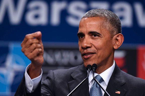 Obama: - Vi er ikke mer splittet enn før