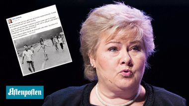 Norway's prime minister and several government members censored by Facebook