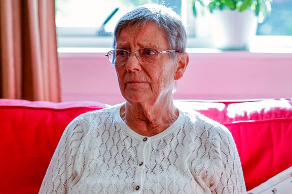 Ellen Fjermestad (71) raste ned nesten ti kilo. Hun er en av mange eldre som sliter med å få i seg nok mat.