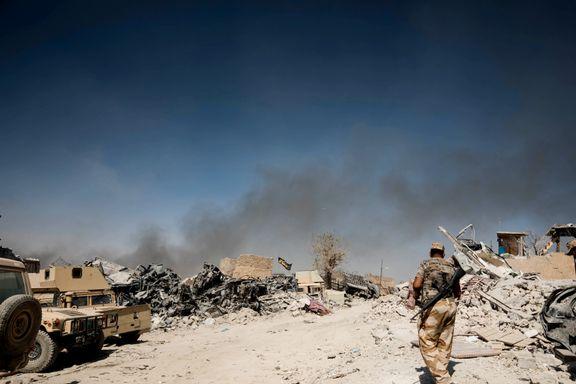 Aftenposten mener: Alvorlige påstander om krigsforbrytelser i Mosul