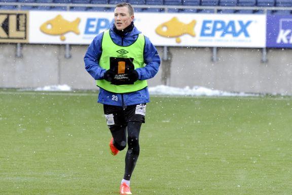 Ulvestad trener med AaFK igjen