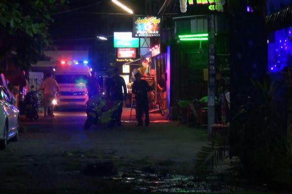 To bomber gikk av på turiststed i Thailand: Minst én drept og 19 skadet