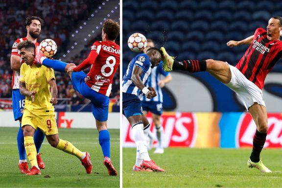 Rødt til Griezmann – gult til Zlatan: Raser mot forskjellsbehandling