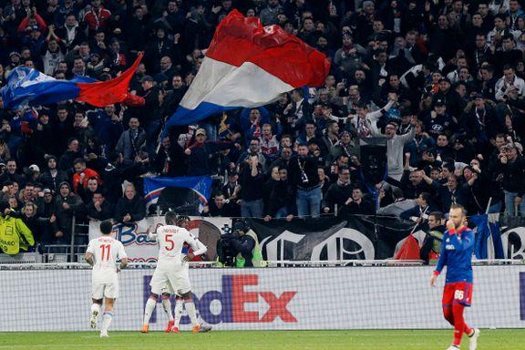 Fransk storklubb risikerer utestengelse etter rasisme og bråk