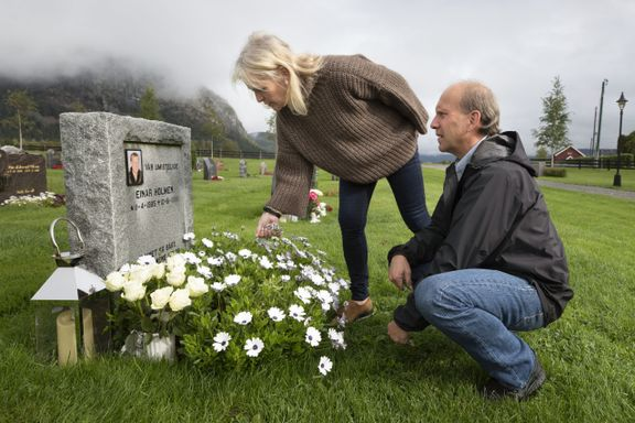 Mistet sønnen i dødsulykke: - Alle tenker at «det skjer ikke oss»