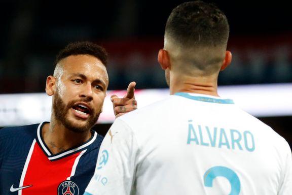 Neymar fikk rødt: – Det eneste jeg angrer på, er at jeg ikke slo ham i ansiktet