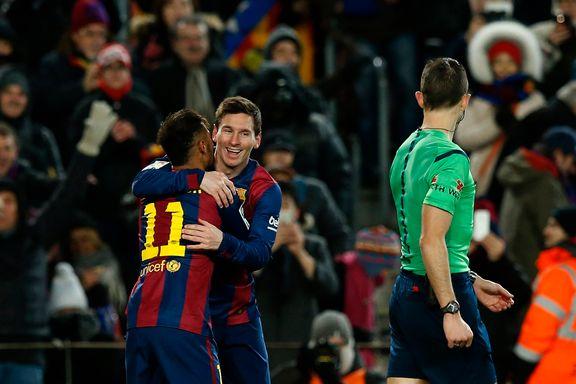Messi-perle da Barca vant igjen
