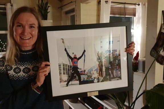 Hun er «årets idrettsnavn» på Sørlandet: – Jeg har aldri vært et talent