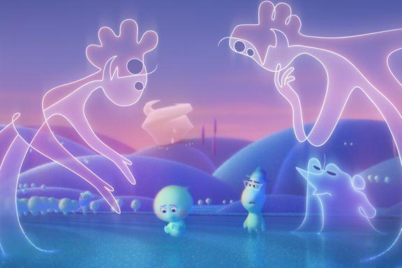 Pixar på sitt beste. Det sier ikke så lite.