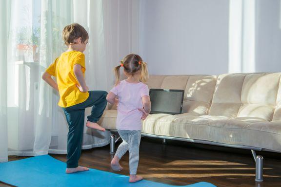 Ny studie om fysisk aktivitet blant unge: – Bekymret for at dette vil sette varige spor