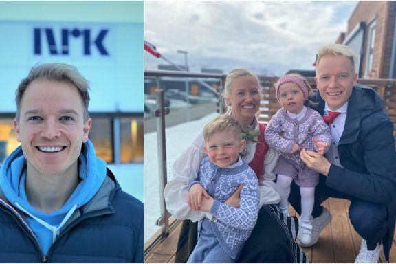 Denne vinteren er veldig annerledes for NRK-profilen - slik blir Christers nye liv utenfor fotballen