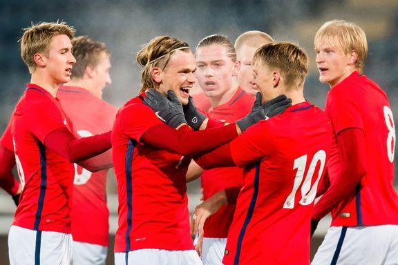 Jubel på overtid: Nå lever EM-håpet for de norske talentene