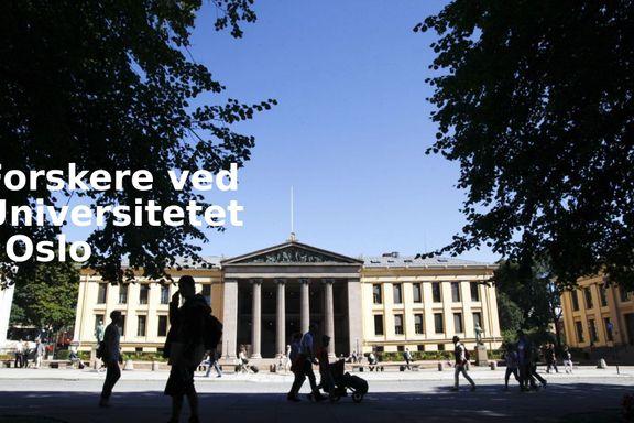 Skuffende at rektoratet ved Universitetet i Oslo ikke vil ta standpunkt til avkoloniseringskampanjen