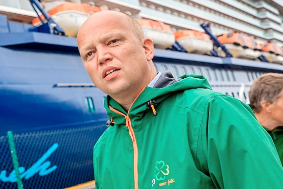 Vedum vil hindre at norsk industri flagger ut. Norsk Industri frykter at politikken hans vil føre til nettopp det.