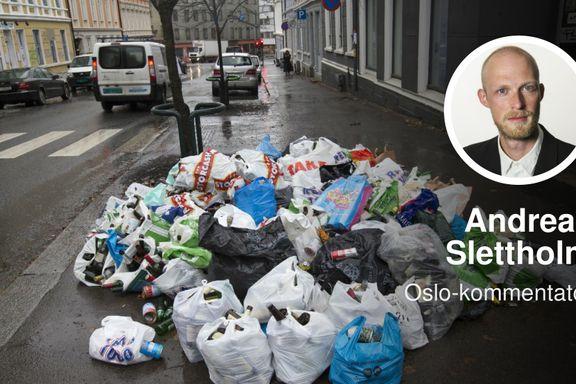 Byrådet har fått konklusjonene de ønsket seg | Andreas Slettholm