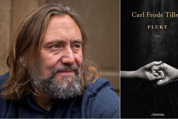 Nok en betydelig roman fra Carl Frode Tiller
