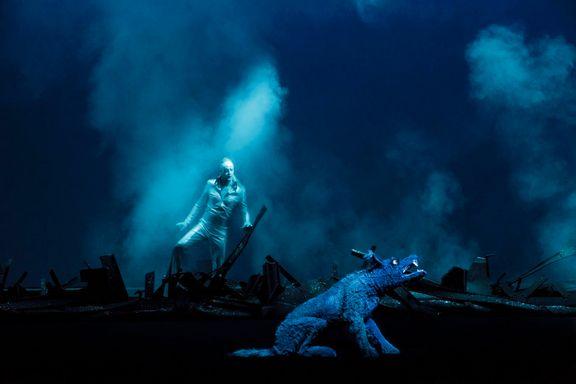 Verdens kanskje viktigste teaterregissør setter opp stykke i Oslo: –  Jon Fosse er genial, sier Robert Wilson.