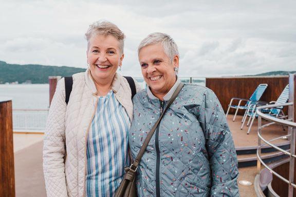 Smitteskandale skremmer ikke Hurtigruten-turistene: – Føler oss trygge