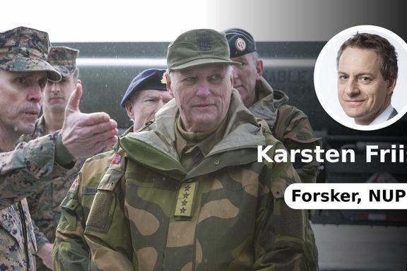 Hvordan svare Russland? | Karsten Friis