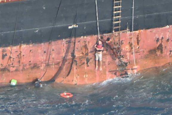 Norsk seiler reddet fra uvær utenfor New Zealand