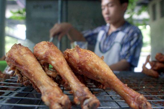 Bangkok vil forby gatemat