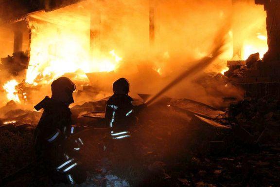 Minst 39 drept etter eksplosjon i våpenlager i Syria