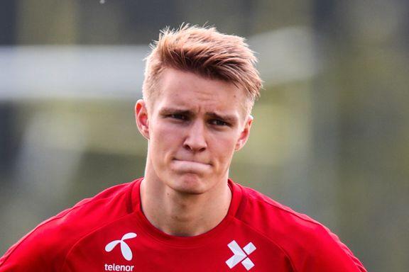 TV-eksperten trodde Ødegaard var hacket da han så Hegerberg-meldingen: – Jeg er sjokkert