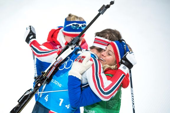 Norske og franske stjerner mener mixedstafetten er kvitt B-stempelet for alltid