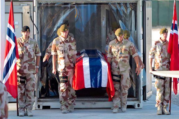 Krigen i Afghanistan har kostet Norge ti liv og 23,8 mrd: – Lett å glemme at man umiddelbart nådde målet
