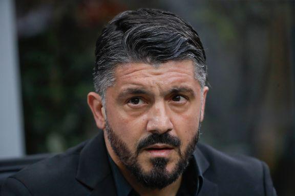 Gattuso erstatter Ancelotti: – Han er som en far for meg