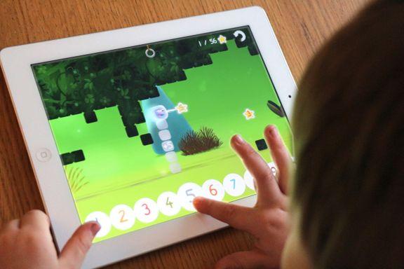 Apper på nettbrett og mobil skal gjøre læringen til en lek. Her er ekspertenes ni anbefalinger.