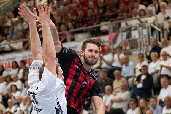 Arendal-back til fransk håndball