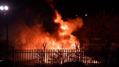 BBC: Leicester-eieren var om bord i helikopteret som kræsjet utenfor stadion