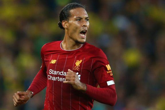 Liverpool-forsvarer nominert: Disse tre kjemper om å bli kåret til «årets spiller»