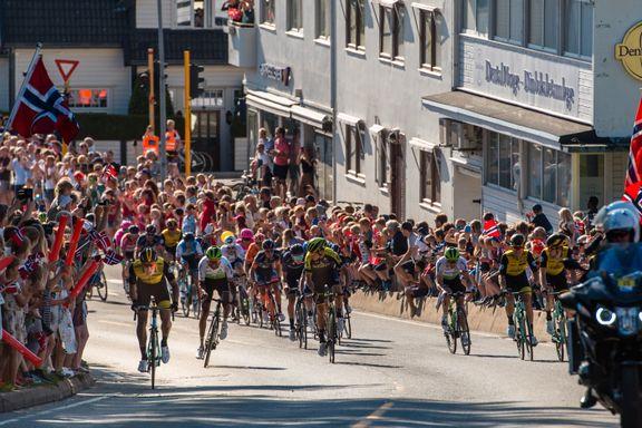 Tour of Norway starter tirsdag: – Blir folkefest i Kristiansand og Mandal