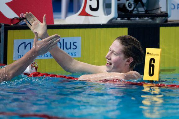Christiansen med ny bronsemedalje i svømme-EM