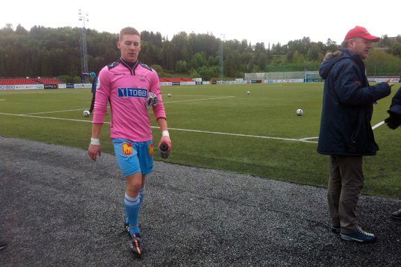 Komisk scoring ødela for Levanger: - Dobbel flaks og dobbel uflaks