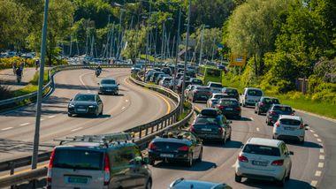 Fem personer har omkommet i trafikken i pinsen: – Det er stygge tall