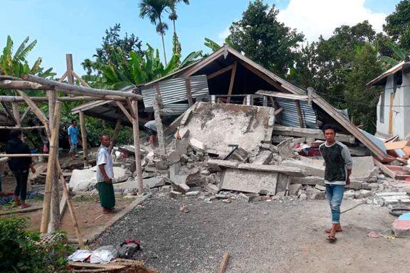 Over 500 turgåere evakuert fra indonesisk vulkan etter jordskjelv