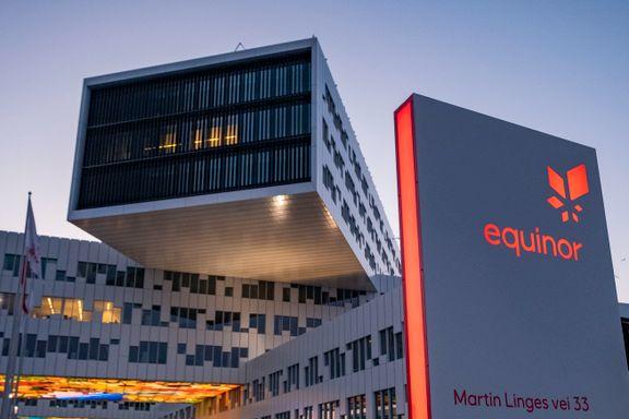 Oljedepartementet bør miste retten til å eie Equinor